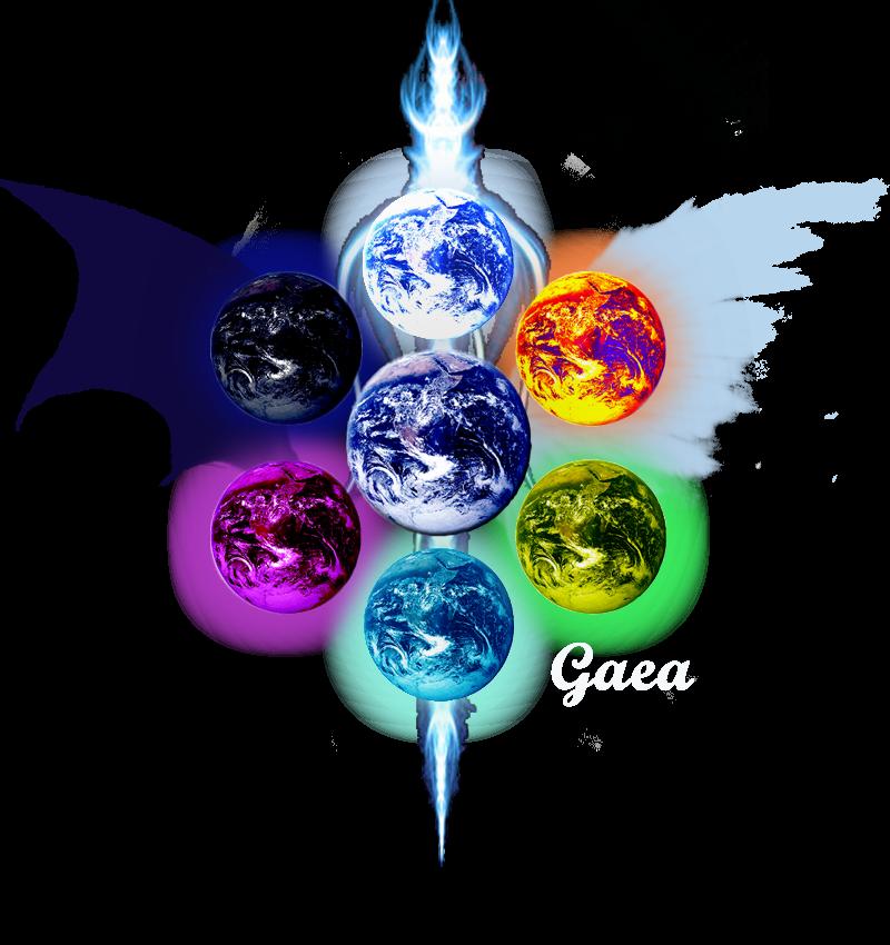 The Children of Gaea